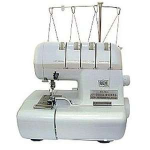 Smartek Four Thread Over Lock Sewing Machine: Appliances