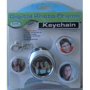 Digital Photo Frame Keychain   1.5 Color LCD Monitor