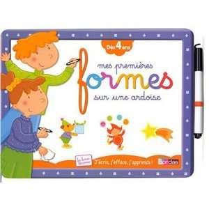 Mes premières Formes sur une ardoise (French Edition