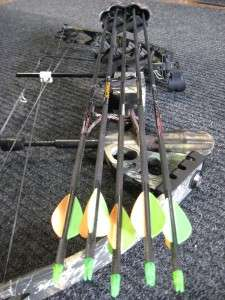 Yukon Compound Bow Right Handed 29 Draw Whisker Biscuit