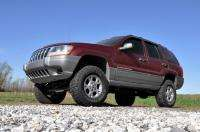 99 04 Jeep Grand Cherokee WJ 4 Rough Country Lift Kit