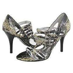 CARLOS by Carlos Santana Candy Black Sandals