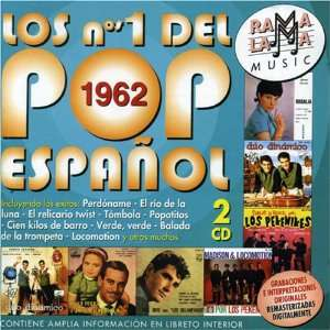 Lo Mejor Del Pop Espanol 1962 Various Artists Music