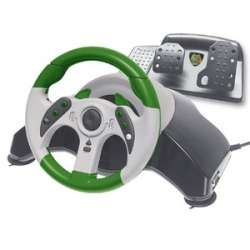 Mad Catz MC2 MicroCon Racing Steering Wheel