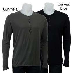 French Connection Mens Henley Shirt