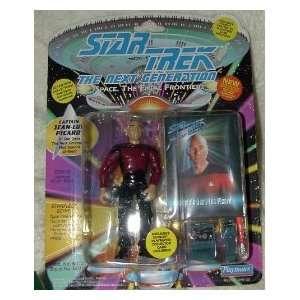 Next Generation Action Figure   Captain Jean  Luc Picard Toys & Games