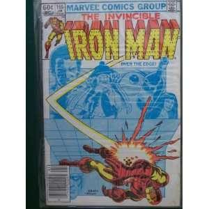 Iron Man (Vol. 1), Edition# 166 Marvel Books