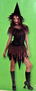 Mystic Witch Adult Womens Halloween Costume #1182 One Size up to 14
