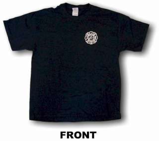 Big Johnson Fire Fighter HOSE Logo Tee Shirt PICK SIZE