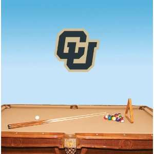 Colorado Buffaloes NCAA Wall Decal sticker 25x20