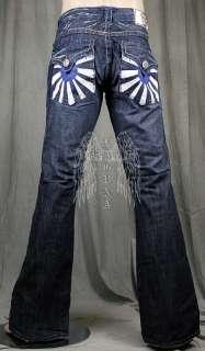 Laguna Beach Jeans Mens CORONA DEL MAR Blue bootcut
