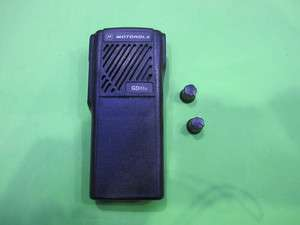 Motorola walkie talkie GP88S shell shell + knob + tag new shell