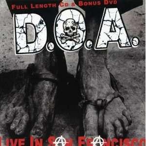 Live in San Francisco (Bonus Dvd): Doa: Music