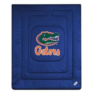 Florida Gators Locker Room Comforter   Full/Queen Bed