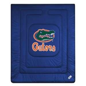 Florida Gators Locker Room Comforter   Full/Queen Bed