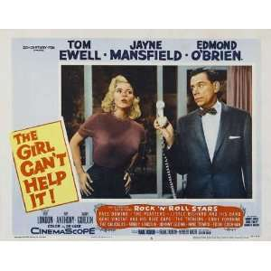 The Girl Cant Help It Movie Poster (11 x 14 Inches   28cm x 36cm