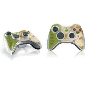 Pooh Love Note Vinyl Skin for 1 Microsoft Xbox 360 Wireless Controller