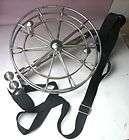 Strong Hold Steel Reel for Large / Parafoil Kite + Belt