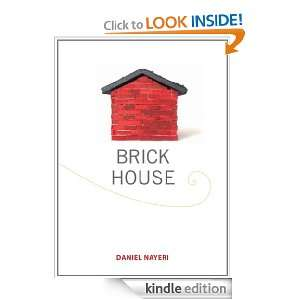 Brick House Daniel Nayeri  Kindle Store