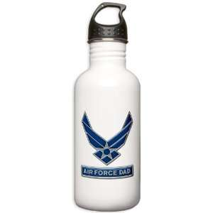 Stainless Water Bottle 1.0L Air Force Dad: Everything Else