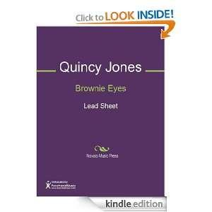 Brownie Eyes Sheet Music Quincy Jones  Kindle Store