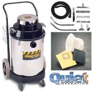 Shop Vac Two stage 4.0 HP Peak; 15 gallon stainless steel