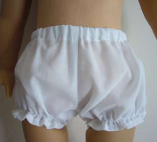 DOLL CLOTHES fit American Girl Samantha Homemade Undies