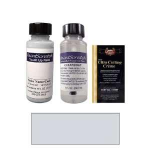 Oz. Reflex Silver Metallic Paint Bottle Kit for 2009 Rolls Royce All
