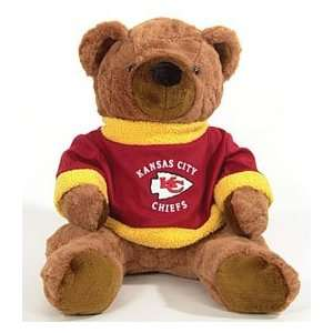 Kansas City Chiefs 20 Plush Bear Sports & Outdoors