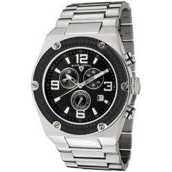 Swiss Legend Mens Throttle Stainless Steel Chronograph Watch