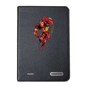 Iron Man Punching on  Kindle Cover Second Generation