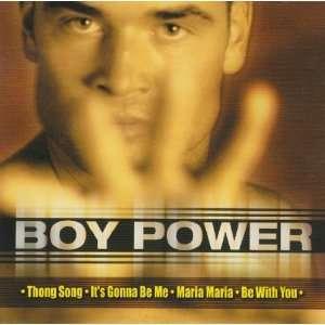 Boy Power Wannabeez Music