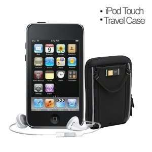 Apple iPod Touch 32GB & Travel Case Bundle Electronics