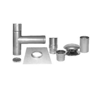 Stainless Steel SFCL 7 Flexible Liner Stainless Steel Starter Kit