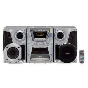 Panasonic SC AK33 Compact Stereo System Electronics