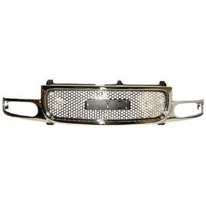 OE Replacement GMC Jimmy/Yukon Grille Assembly (Partslink