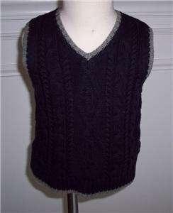 New Janie Jack Sweater Vest Truly Timeless Christmas
