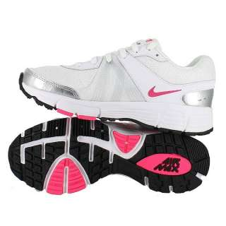 NIKE WMNS AIR MAX RUN LITE WHITE PINK RUNNING WOMENS US SIZE 9, UK 6.5
