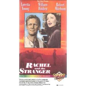 Rachel and the Stranger [VHS] Loretta Young, William