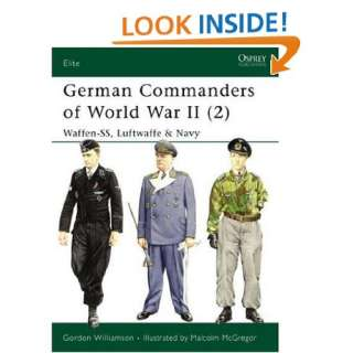 German Commanders of World War II (2) Waffen SS