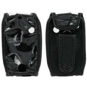 BRAND NEW HTC TOUCH/ P3450 LEATHER CASE HIGH QUALITY