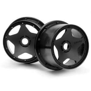 HPI Racing Super Star Wheel Black 120x75mm Everything