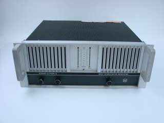 Crown Amp PSA 2 915w Stereo Pro Audio Audiophile Amplifier PSA2 Vtg 2