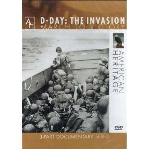 D Day: The Invasion   March to Victory: Movies & TV