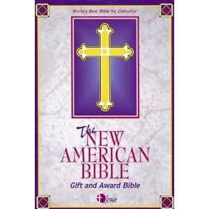Catholic Gift and Award Bible NABRE Deluxe (9780529062802): Books