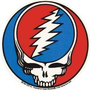 Huge Jerry Garcia Grateful Dead Music Hippie Stickers Art Hippy Decals
