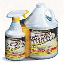 Greased Lightning Cleaner & Degreaser 32oz.&128oz.