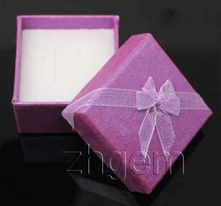 jewelry gift box display earring ring 40 40 25mm 1 6 1 6 1 inches