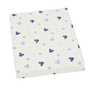 Mickey Mouse Fitted Sheet  Disney Baby Bedding Sheets