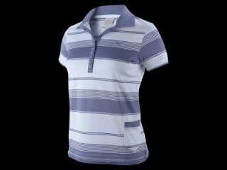 Nike Dri FIT Mercerized Striped Womens Golf